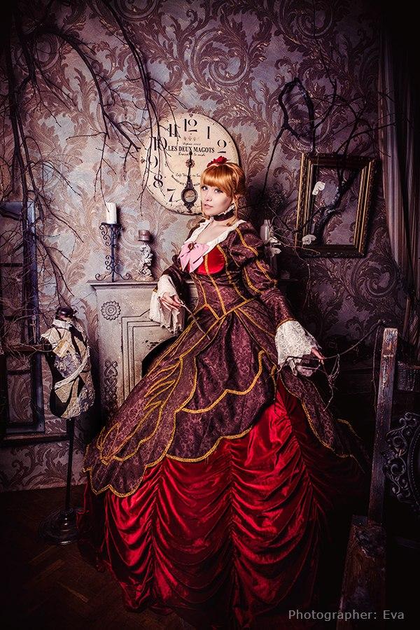 Beatrice by arienai-ten