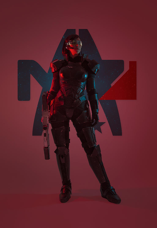 Shepard! by arienai-ten