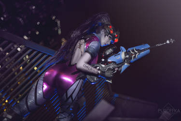 Widowmaker by arienai-ten