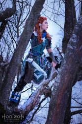 Ice Hunter Banuk Aloy