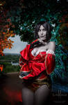 Dark Elf - Nightmare Robe by arienai-ten