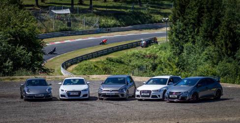 Nurburgring - YouTube Corner