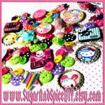 Sugar and Spice DIY Jewelry