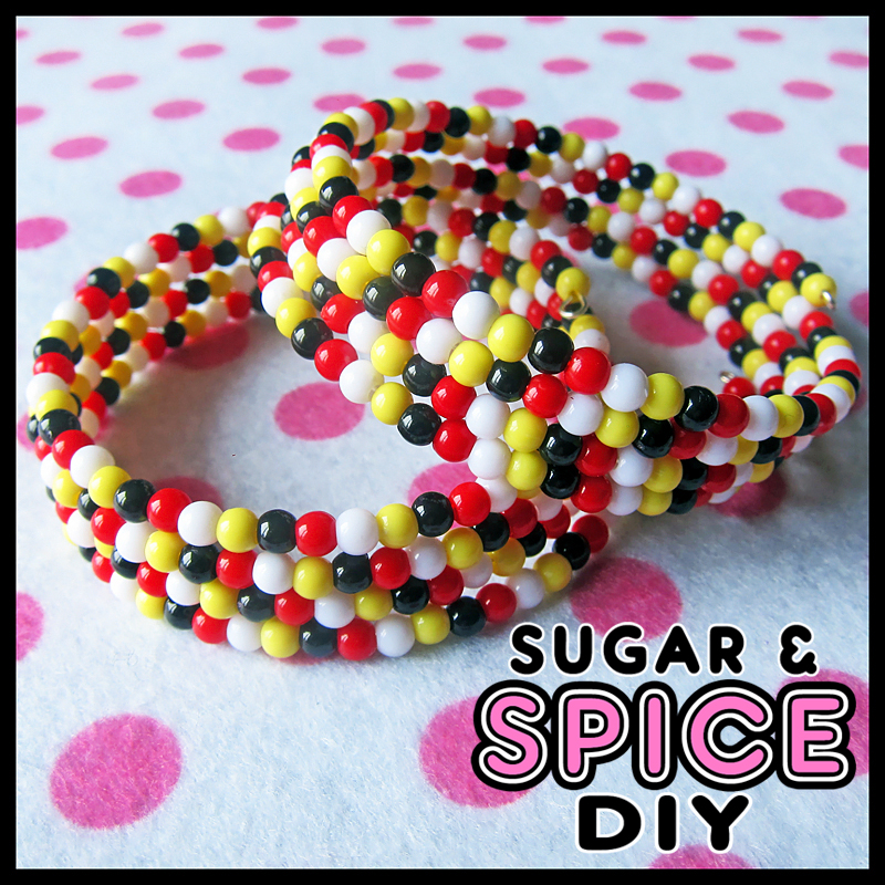 Pikachu Bubble KANDi KUFFS by SugarAndSpiceDIY