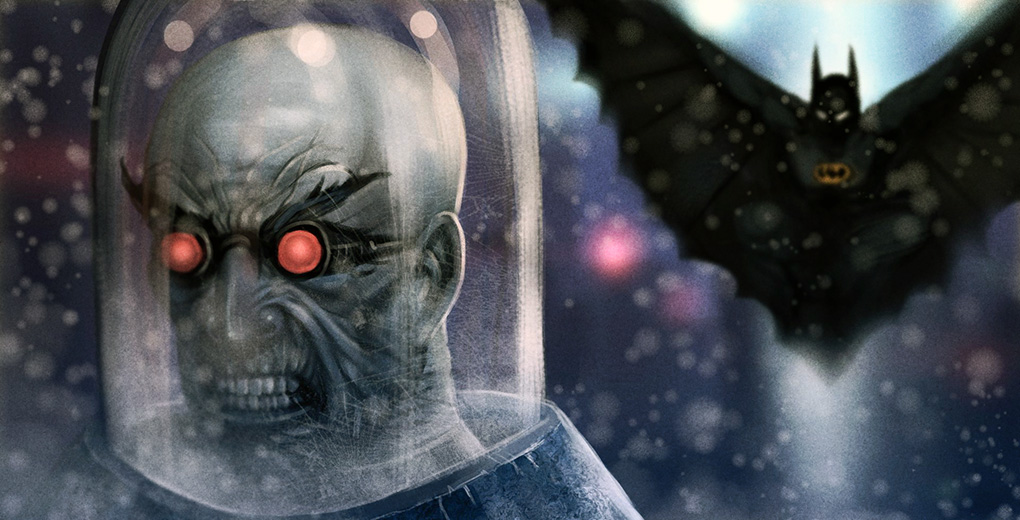 Mr. Freeze by WayneParker