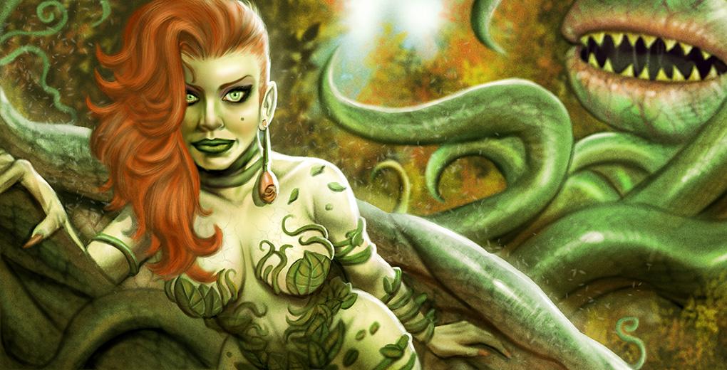 Poison Ivy by WayneParker