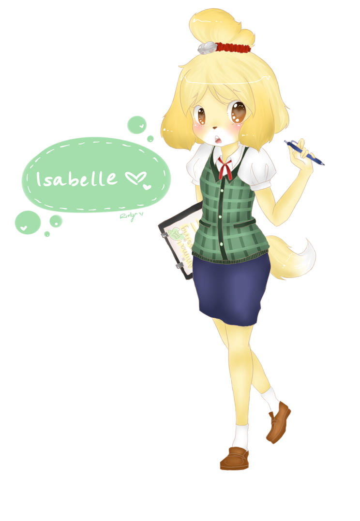 Isabelle Acnl