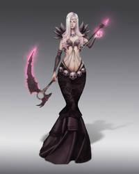 Ellena the Battlemage
