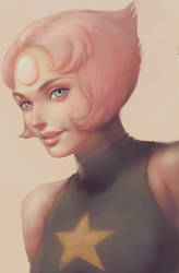 Pearl - Steven Universe by KenryChu