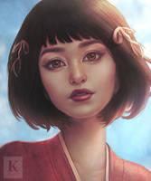 Yukino (Commission) by KenryChu