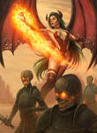 Archdemon Lilith by KenryChu