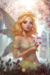 Fairy by KenryChu