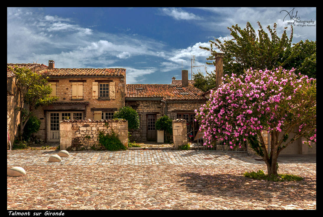 Talmont sur Gironde by MJ-Ach