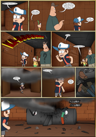 Protector - A Gravity Falls Comic - Page 40 by ddp456