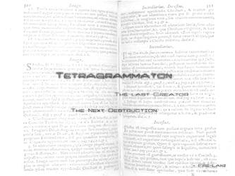 Tetragammaton by fre-lanz