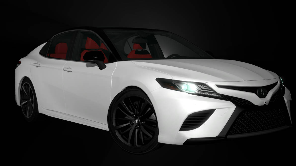 Toyota Camry 2018 301 Horse By Doctor Venom
