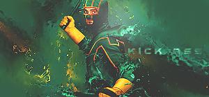 Kick Ass Tag by yep-chan