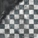 Grunge Tiled Floor