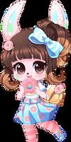 Cc's Yummy Donuts by Miizue