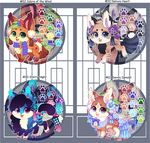 Kitsunet Adoptable Auction (SOLD)