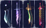 (CLOSED!) Weapon Adoptables