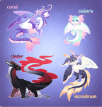 (SOLD!) Seagon Adoptables Auction!