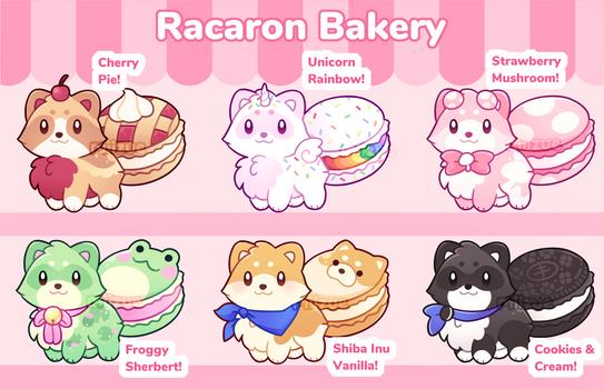 (SOLD!) Racaron Bakery Adopts Flatsale!