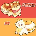(OPEN!) Breakfast Racaron Auction Adopts! by Miizue