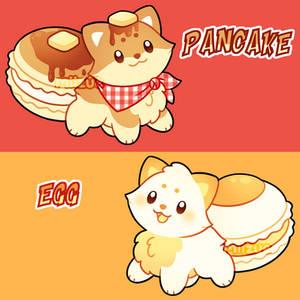 (SOLD!) Breakfast Racaron Auction Adopts!