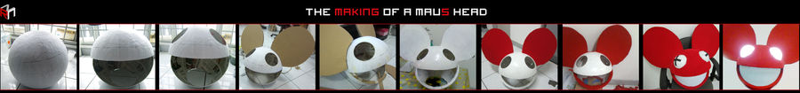 Making of a Mau5 Head