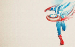 Captain America - Wallpaper