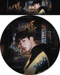 Kim Seokjin / BTS by Blackironcat