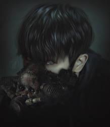 Wonho / MONSTA X by Blackironcat