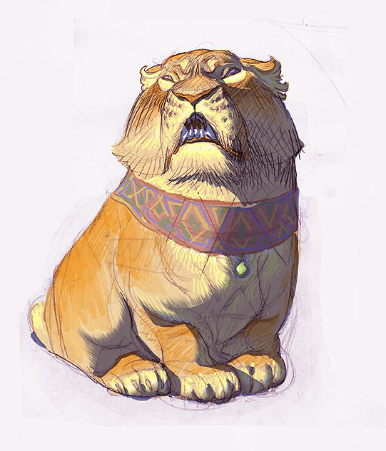 tigerpug by jason-courtney