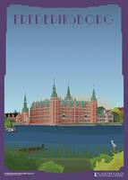 Frederiksborg Slot by PlakatBrigaden