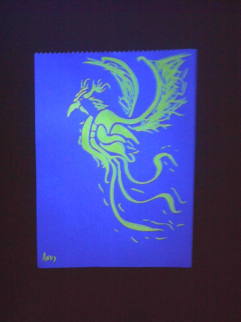 Drawing a Fenix by MrElement26