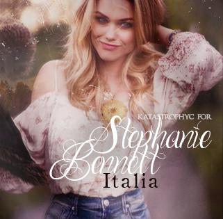 Icon for Stephanie Bennett Italia by katastrophyc-s