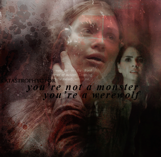 Icon for You're not a monster you're a werewolf by katastrophyc-s