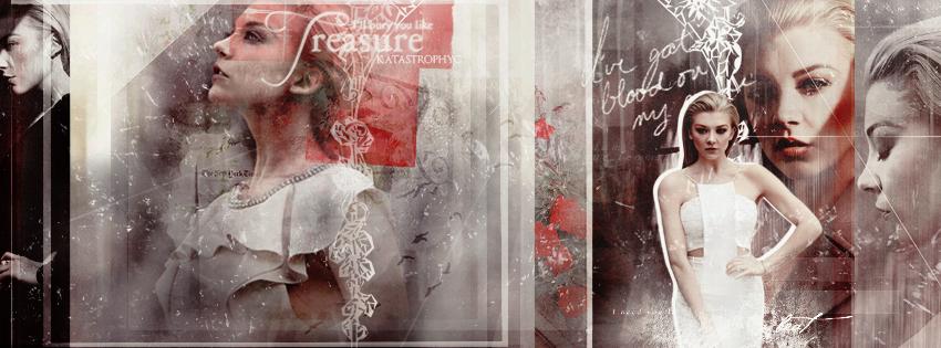 Cover - Natalie Dormen by katastrophyc-s
