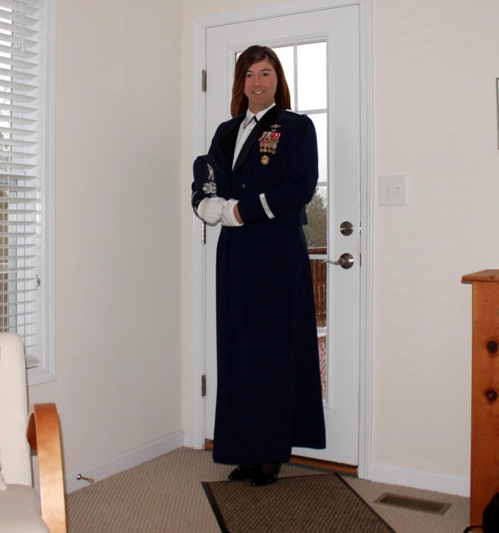 US Air Force Mess Dress Uniform by juliegrey2001 on DeviantArt