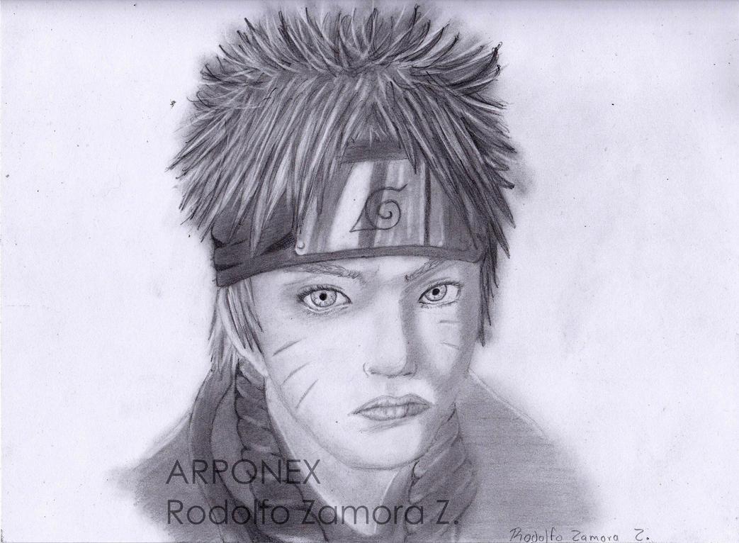Naruto Uzumaki Real Life
