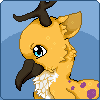 Trade 3/3: Geyik Button by star-sprout