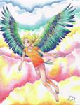 Flight- Hikari by Kingscrest13