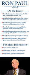 Ron Paul Slim Jim 2 by RonPaulDesigns