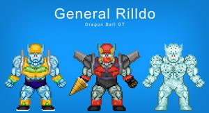 General Rilldo (Dragon Ball GT)