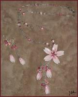 Cherry Blossom Homage by Vampwrite