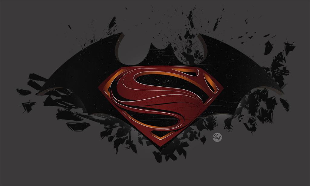 Batman vs Superman by Mamba26