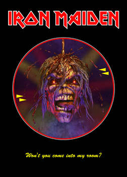 IronMaiden - Won't you come into my room?