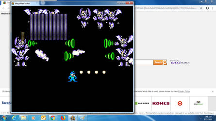 Megaman Maker 1.5 bug if too many bosses the game