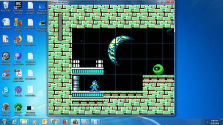 Megaman 1.5 bug reproduce